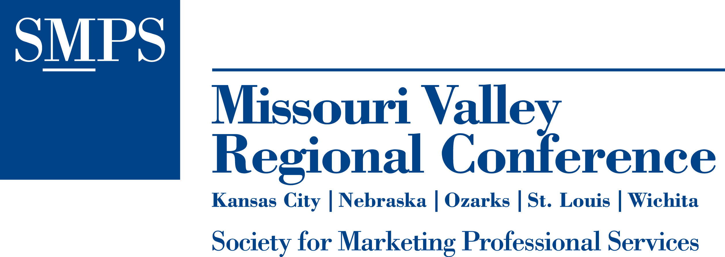 Missouri Valley Regional Conference SMPS Logo